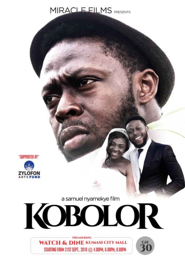 Kalybos In Kubolor Movie
