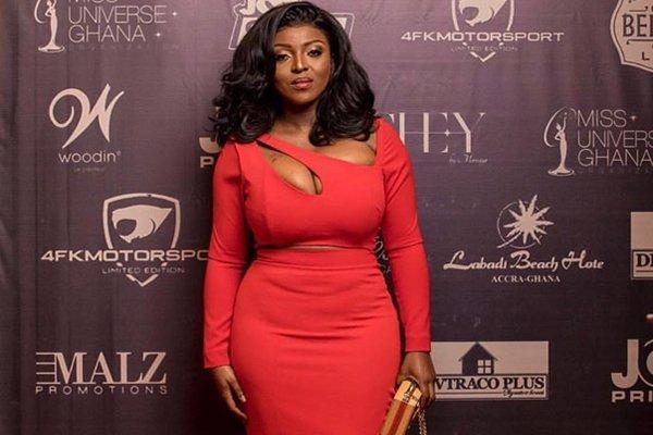 Yvonne Okoro Speaks On Red Dress Saga