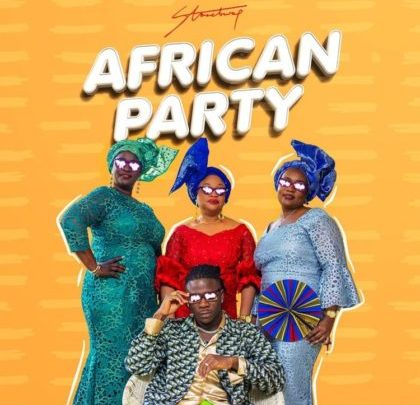 CEO of Burniton Music Group Stonebwoy has a a new one out which he calls African Party, a song taken off the his new album, Anloga Junction, and this song was produced by Street Beatz.