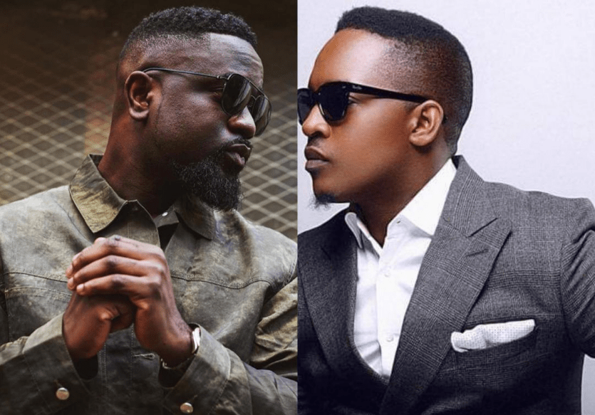 """Video: """"This Is Our Last Friendly Conversation"""" - M.I Abaga Warns Sarkodie"""